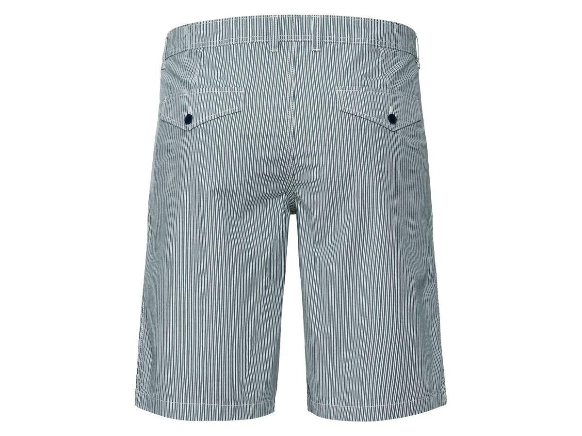Bild 4 von LIVERGY® Shorts Herren, hochwertiger YKK-Markenreißverschluss, mit Baumwolle und Elasthan