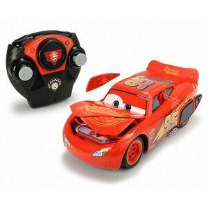 Dickie Toys  RC Cars 3 Lightning Mc Queen Crash Car, 1.24