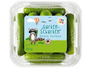 Snack-Gurken