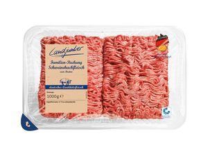 Frisches deutsches Schweinehackfleisch XXL-Packung