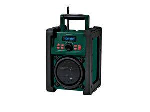 SILVERCREST® Baustellenradio »SBDB 5 A1«, mit DAB+, FM, Bluetooth, robustes Gehäuse