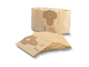 PARKSIDE® Filtertüten »PFT 20 A1«, 12 Stück, 20 l Fassungsvermögen, aus 2-lagigem Papier