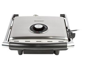 Silvercrest Kitchen Tools Paninigrill »SPM 2000 D2«, 2000 Watt, mit Antihaftbeschichtung