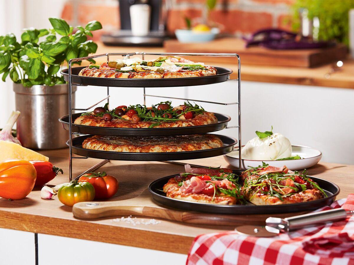Bild 2 von zenker Pizzabäcker-Set