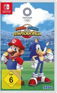 Nintendo Mario & Sonic bei den Olympischen Spielen: Tokyo 2020 (Switc