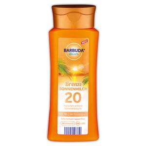 Barbuda Sun Sonnenmilch Bronze