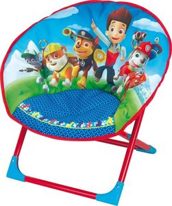 Paw Patrol - Kinderstuhl - rot/blau - klappbar