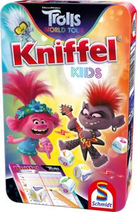 Trolls 2 - World Tour - Kniffel Kids