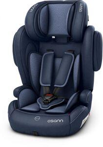 Osann - Kinder-Autositz - Flux Isofix - Navy Melange - Gruppe 1/2/3