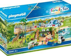 Playmobil® Erlebnis Zoo 70341 - Mein großer Erlebnis Zoo