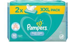 Pampers Feuchte Tücher Fresh Clean 2x