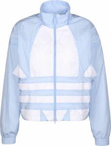 adidas Originals Trainingsjacke, Trefoil, Zweiwege-Reißverschluss, elastische Bündchen, für Damen