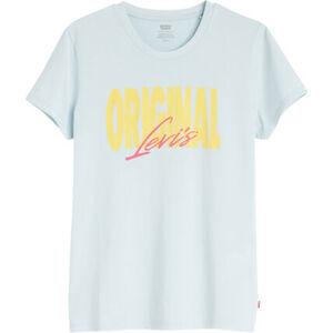 """Levi's® T-Shirt """"The perfekt Tee"""", Rundhals, Front-Print, für Damen"""