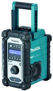 Akku Baustellenradio DMR110 7,2 - 18 Volt (ohne Akku und Ladegerät) Makita