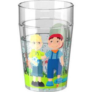 HABA Glitzerbecher Little Friends Freundschaft