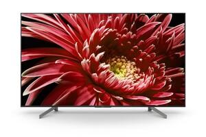 Sony KD55XG8599BAEP LED TV (55 Zoll, Smart TV, HDR, Voice Remote, USB-Aufnahme)