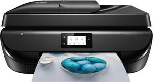 HP OfficeJet 5230 Multifunktionsdrucker (4-in-1, WLAN (Wi-Fi), Duplex, 100 Blatt Zufuhr, HP Instant Ink fähig)