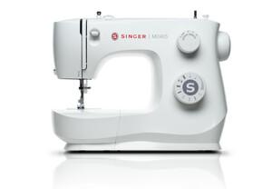 SINGER M 2405 Nähmaschine (8 Stiche, 4-stufiges Knopfloch, frontal, leicht)