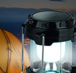 EASYmaxx LED Solar-Laterne