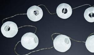EASYmaxx Solar-Lichterkette