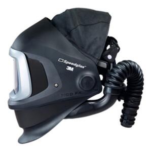 3M SPEEDGLAS Automatikschweißmaske 9100 FX Air mit Adflo und Gebläseatemschutzsystem
