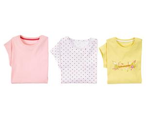 alive®  Kinder T-Shirts, 3 Stück