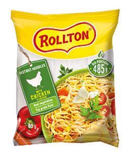 """Instantnudelgericht """"Rollton"""" mit Hühnerfleischgeschmack"""