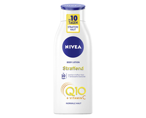 NIVEA Q10 Body Milk oder Q10 Body Lotion