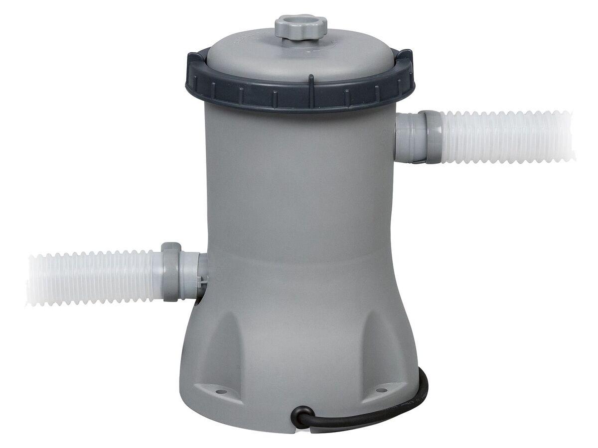Bild 5 von Bestway Pool »Steel ProMAX™«, Stahlrahmenpool-Set, Filterpumpe, Sicherheitsleiter