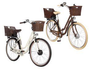 FISCHER E-Bike »Retro ER 1804«, 28 Zoll, 80 km Reichweite