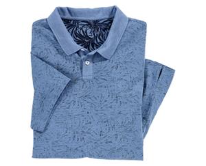 watson's Herren Poloshirt, sun bleached