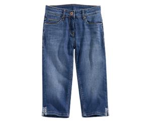 blue motion Damen Capri-Jeans