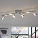 Bild 1 von LED-Deckenschiene mit 4 LED-Modulen