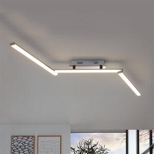 LED-Deckenschiene mit 3 LED-Modulen