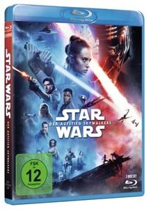 Disney Blu Ray Star Wars ,  Aufstieg der Skywalkers, FSK 12, VÖ 30.04.20
