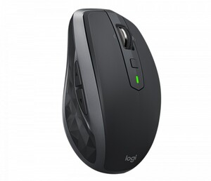 Logitech Maus MX Anywhere 2S ,  USB, Bluetooth, grafit