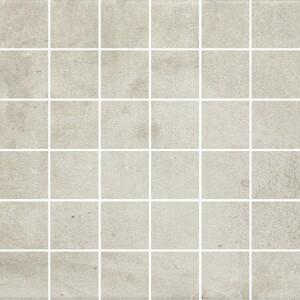 Vabene Mosaikfliese Pronto beige 30 x 30 cm, Abr. 4, R9, beige, matt