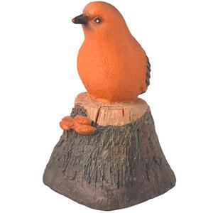 Bewegungsmelder als Vogel