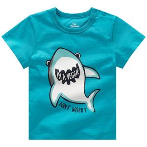 Baby T-Shirt mit Hai-Motiv