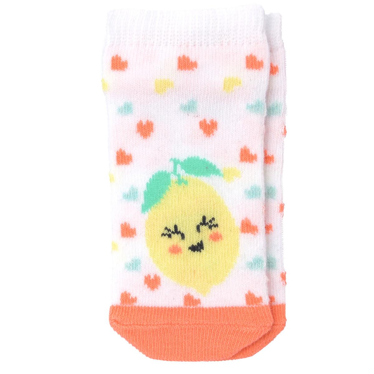 Bild 5 von 5 Paar Baby Sneaker-Socken im Set
