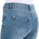 Bild 4 von 7/8 Damen Straight-Jeans mit Stickerei