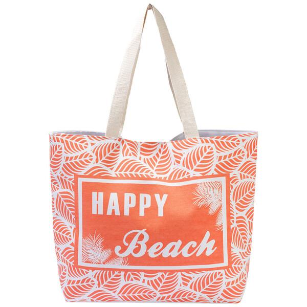 Strandtasche mit Schriftzug
