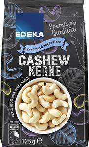 EDEKA Cashew Kerne geröstet & ungesalzen 125 g