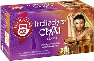 Teekanne Indischer Chai Classic 20x 2 g