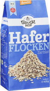 Bauckhof Demeter Bio Haferflocken Zartblatt 425g