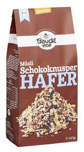 Bauckhof Demeter Bio Müzli Schokoknusper Hafer 425 g