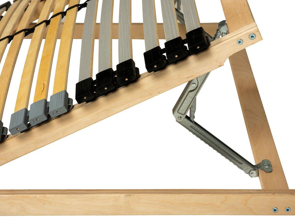Bild 2 von BeCo 7-Zonen Premium-Lattenrost, 42 Leisten, verstellbar