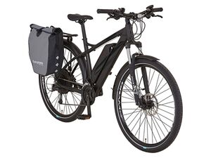 Prophete E-Bike »Alu-ATB Twentyniner«, 29 Zoll, 140 km Reichweite, mit Seitenpacktasche
