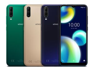 Wiko Smartphone View 4 Lite