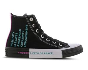Converse Chuck Taylor All Star Seek Peace High - Grundschule Schuhe
